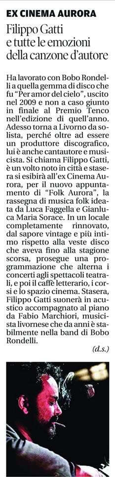 Folk Aurora - Filippo Gatti